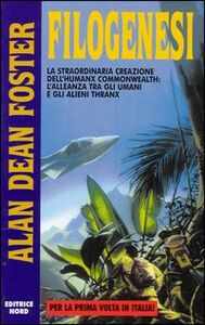 Libro Filogenesi Alan D. Foster