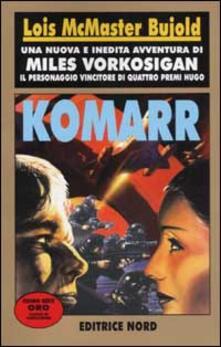 Komarr - Lois McMaster Bujold - copertina