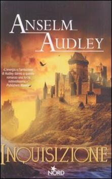Inquisizione - Anselm Audley - copertina