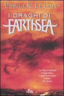 I draghi di Earthsea: L'isola del vento-I venti di Earthsea - Ursula K. Le Guin - copertina