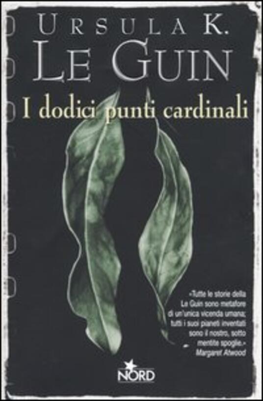 I dodici punti cardinali - Ursula K. Le Guin - copertina