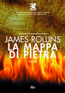 Libro La mappa di pietra James Rollins