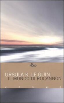 Il mondo di Rocannon - Ursula K. Le Guin - copertina