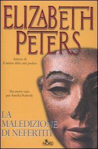 Libro La maledizione di Nefertiti Elizabeth Peters