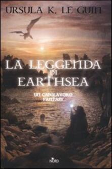 La leggenda di Earthsea - Ursula K. Le Guin - copertina