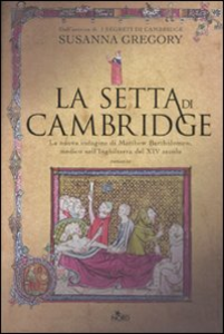 Libro La setta di Cambridge Susanna Gregory