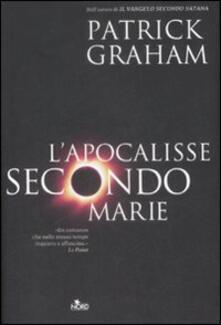 L' Apocalisse secondo Marie - Patrick Graham - copertina