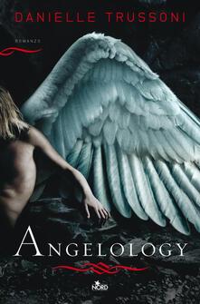 Angelology - Danielle Trussoni - copertina