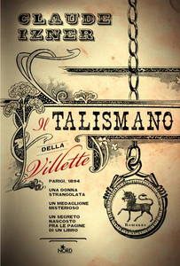 Libro Il talismano della Villette Claude Izner