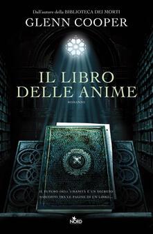 Il libro delle anime - Glenn Cooper - copertina