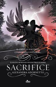 Libro Sacrifice Alexandra Adornetto