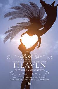 Libro Heaven Alexandra Adornetto