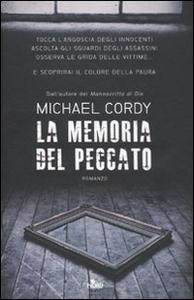 Libro La memoria del peccato Michael Cordy