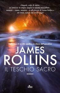 Libro Il teschio sacro James Rollins