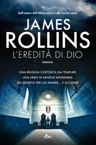 Libro L' eredità di Dio James Rollins