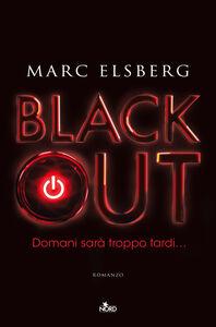 Foto Cover di Blackout, Libro di Marc Elsberg, edito da Nord