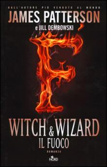 Osteriacasadimare.it Witch & Wizard. Il fuoco Image