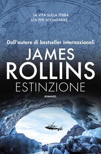 Libro Estinzione James Rollins