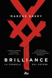Libro Brilliance. La formula del potere Marcus Sakey