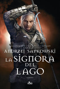 Libro La signora del lago Andrzej Sapkowski
