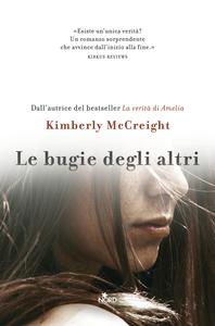 Libro Le bugie degli altri Kimberly McCreight