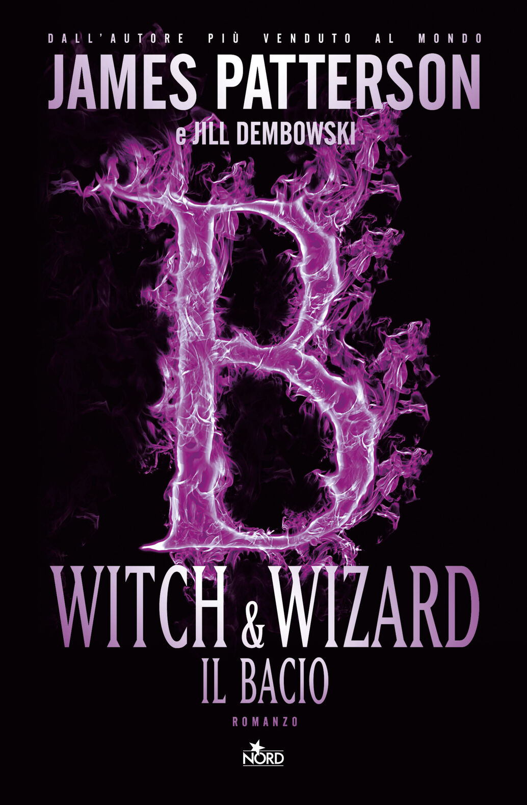 Witch & Wizard. Il bacio