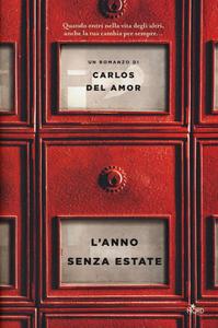 Libro L' anno senza estate Carlos Del Amor