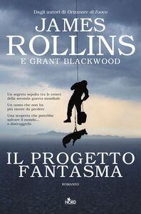 Libro Il progetto fantasma James Rollins , Grant Blackwood