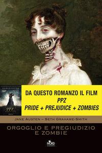 Libro Orgoglio e pregiudizio e zombie Seth Grahame-Smith , Jane Austen