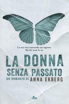 La donna senza passato - Anna Ekberg - copertina