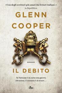 Il debito - Glenn Cooper - copertina