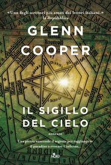 Il sigillo del cielo - Glenn Cooper - copertina