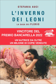 L' inverno dei Leoni. La saga dei Florio - Stefania Auci - copertina