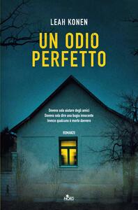 Libro Un odio perfetto Leah Konen