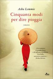 Copertina  Cinquanta modi per dire pioggia : romanzo