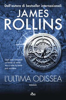 L'ultima Odissea - James Rollins - copertina