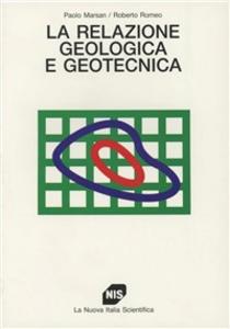 Libro La relazione geologica e geotecnica Paolo Marsan , Roberto Romeo