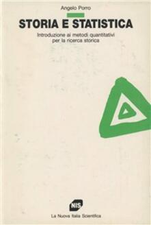 Lpgcsostenible.es Storia e statistica. Introduzione ai metodi quantitativi per la ricerca storica Image
