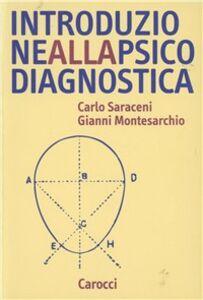 Introduzione alla psicodiagnostica