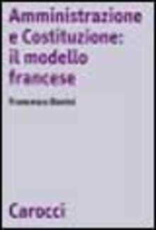 Cocktaillab.it Amministrazione e Costituzione: il modello francese Image
