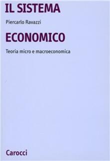 Premioquesti.it Il sistema economico. Teoria micro e macroeconomica Image