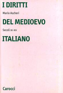 Radiospeed.it I diritti del Medioevo italiano (secoli XI-XV) Image