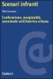 Antondemarirreguera.es Scenari infranti. Conformismo, marginalità, anonimato nell'America urbana Image