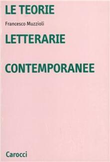Le teorie letterarie contemporanee.pdf