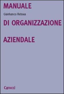 Camfeed.it Manuale di organizzazione aziendale Image