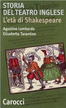 Daddyswing.es Storia del teatro inglese. L'età di Shakespeare Image