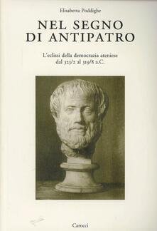 3tsportingclub.it Nel segno di Antipatro. L'eclissi della democrazia ateniese dal 323-2 al 319-8 a. C. Image