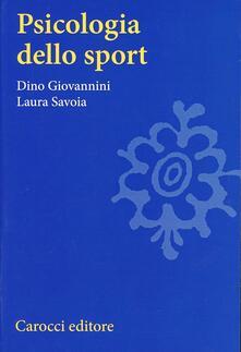 Promoartpalermo.it Psicologia dello sport Image