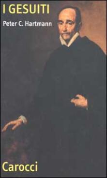 I gesuiti - Peter C. Hartmann - copertina