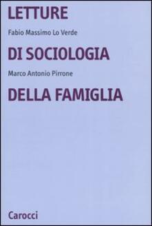 Grandtoureventi.it Letture di sociologia della famiglia Image